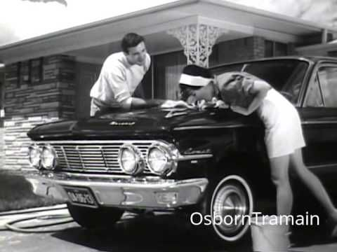 1963 Mercury Comet Commercial Highest Resale Value Mercury Ford Motor Company Commercial