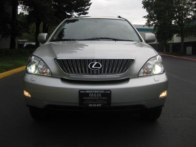 2004 Lexus RX 330 AWD Navigation / DVD / Back-Up CAM / Loaded !! - Photo 49 - Portland, OR 97217