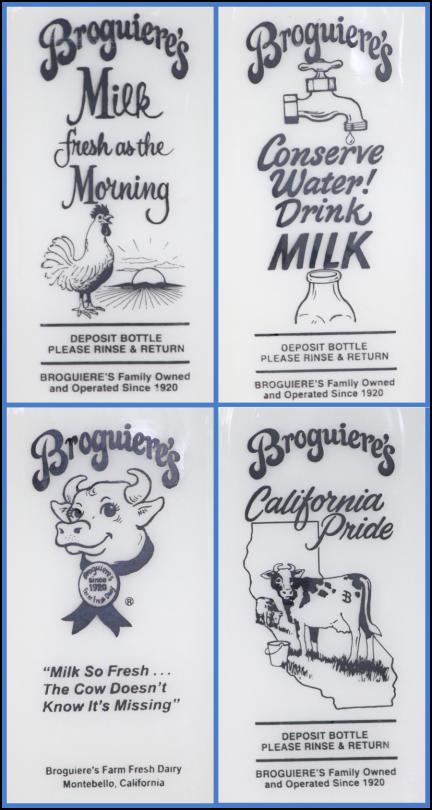 Vintage Style Milk Bottles Milk Bottle Milk Bottle Craft Vintage Milk Bottles
