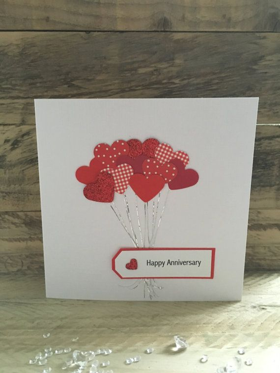 To My Wonderful Girlfriend Valentine/'s Day Card Hand-Finished Greeting Cards