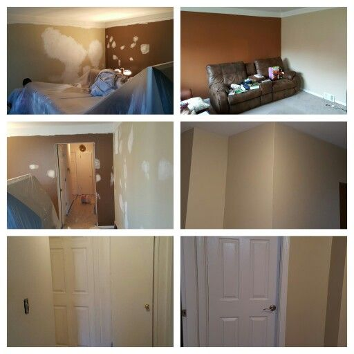 Paint before and afters in Westland, MI