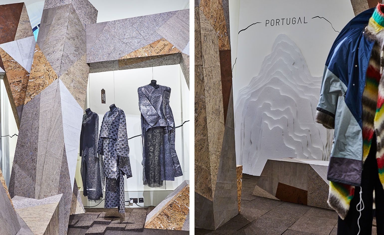 amorim cork fashion utopias portugal international fashion showcase its fashion utopias somerset house strand london grandiose _ cork - Cork House 2016