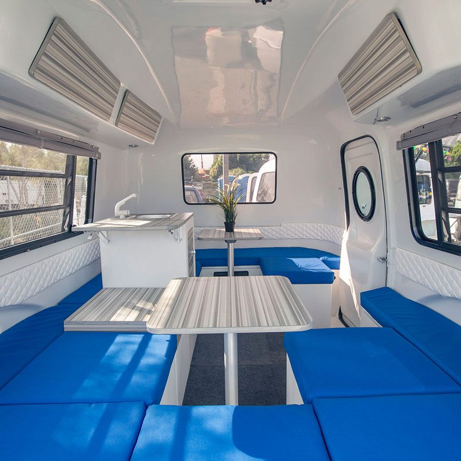 Happier Camper HC1 Interior