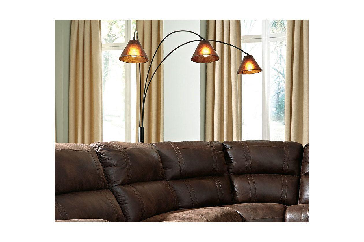 Sharde Floor Lamp Flooring, Floor lamp, Ashley furniture