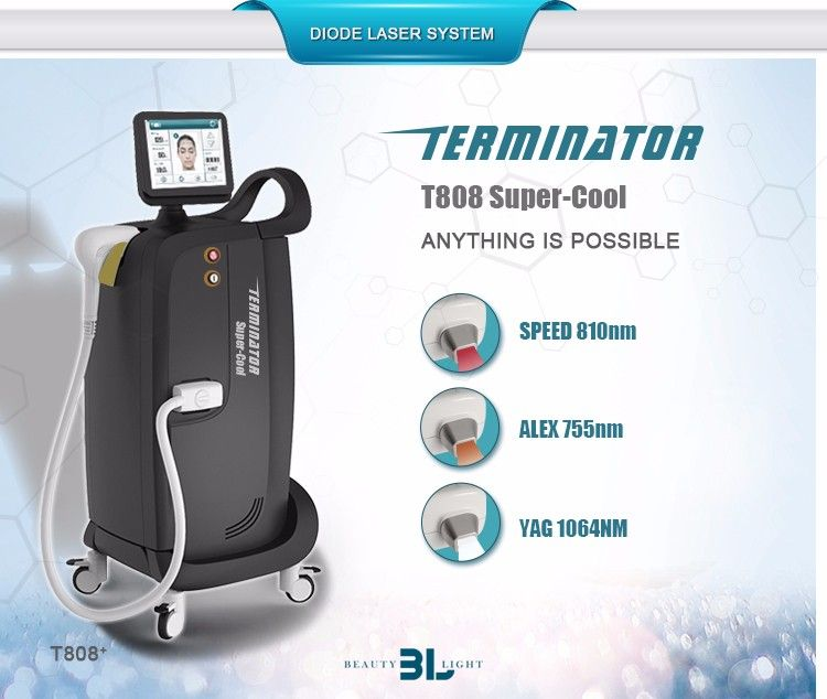 What Is Best 755nm 808nm 1064nm Alexandrite Laser Hair Removal Machine Diode Laser Hair Removal Hair Removal Permanent Hair Removal Machine
