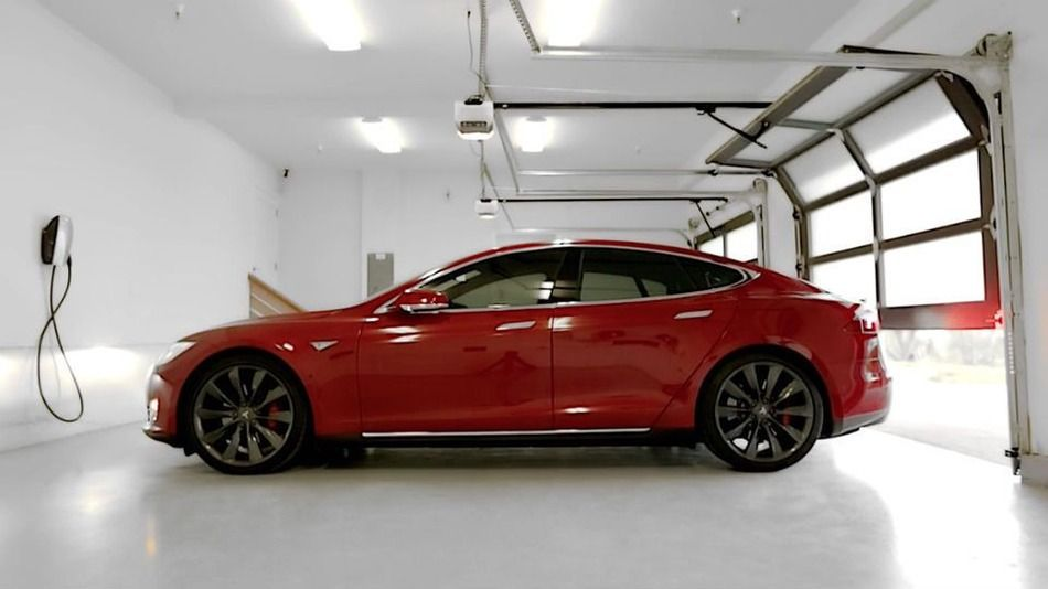 One Guy Taught Amazon S Alexa To Summon His Tesla Because Why Not Tesla Amazon Alexa Tesla Model S