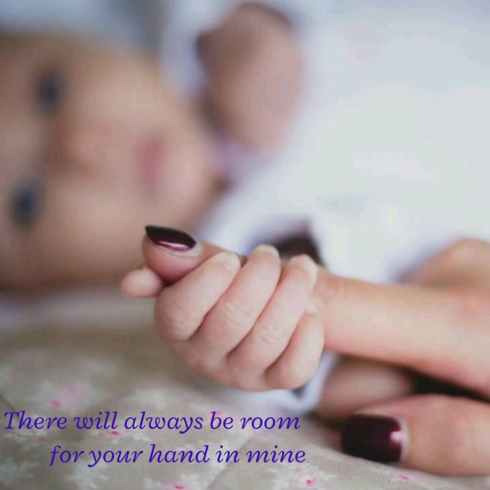 Childhood Quotes A Close Up Of Baby Hand Holding Onto Mums Finger