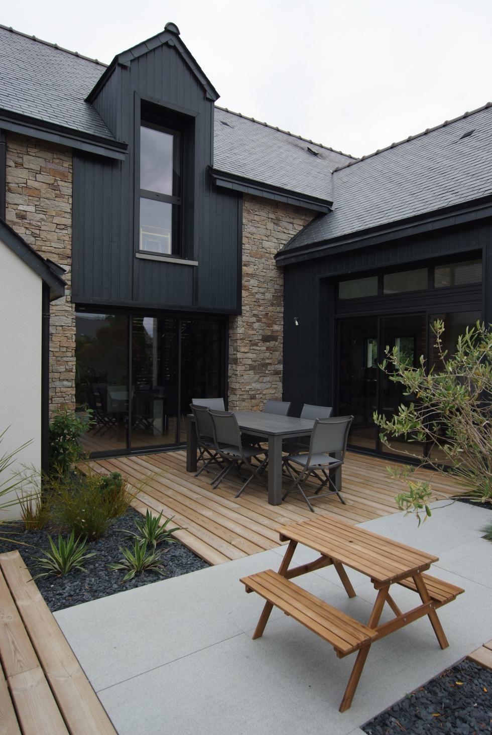 maison secteur b timent de france alliant modernit et. Black Bedroom Furniture Sets. Home Design Ideas
