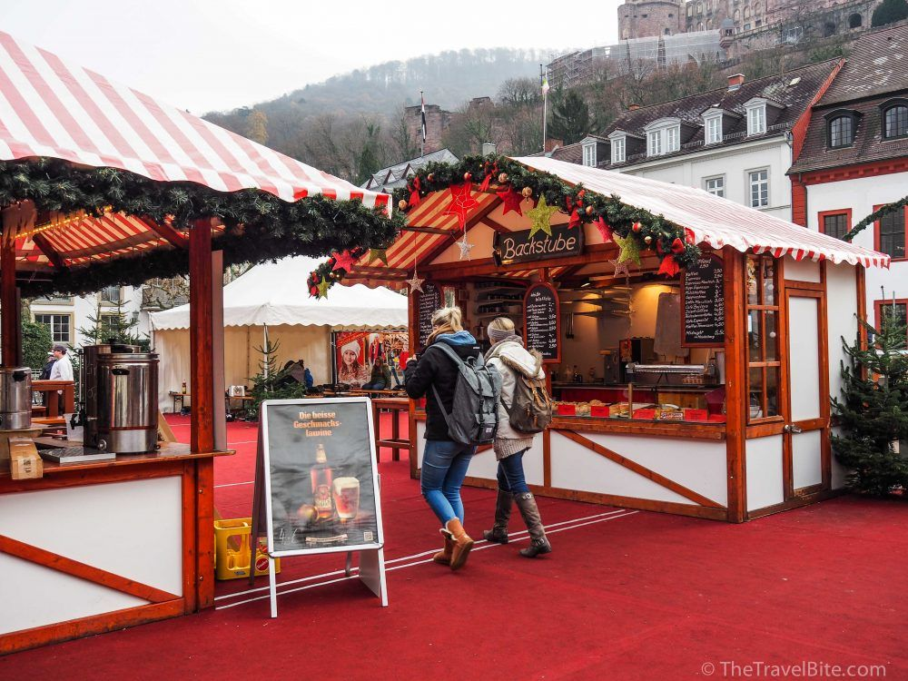 7 European Christmas Market Foods To Taste This Holiday