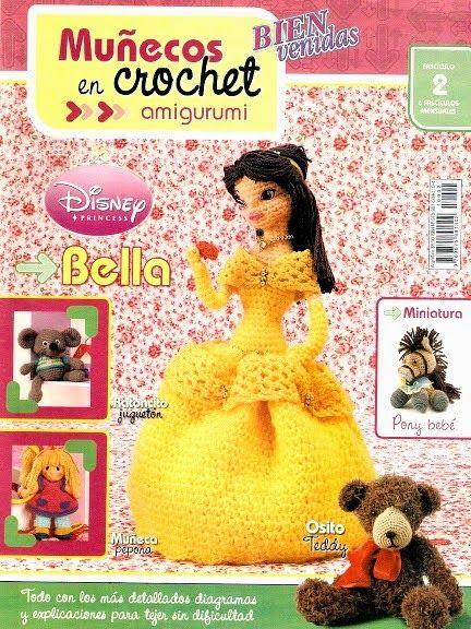 Revistas De Manualidades Gratis Amigurumi Crochet Munecas De
