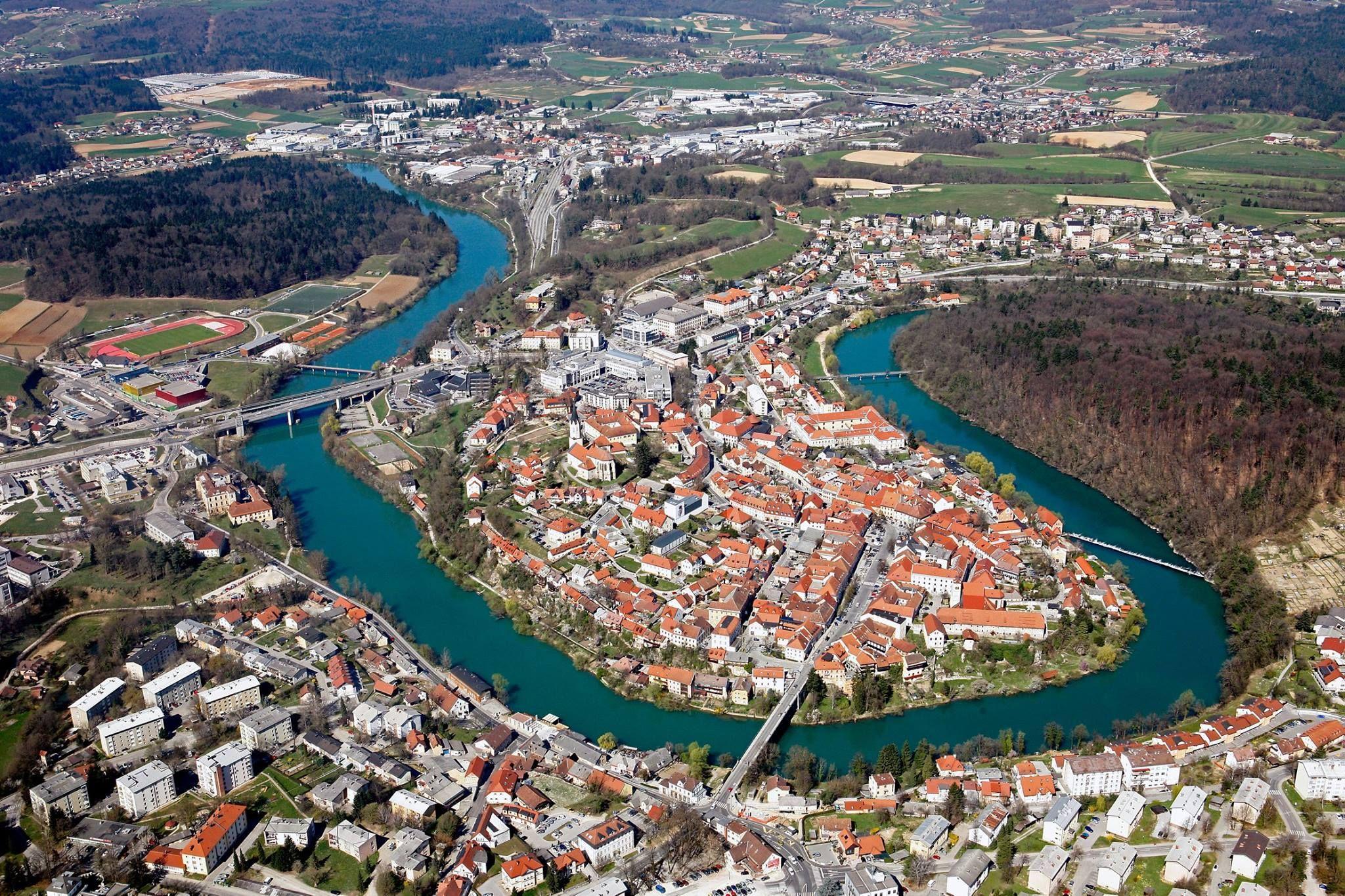Novo Mesto, Słowenia