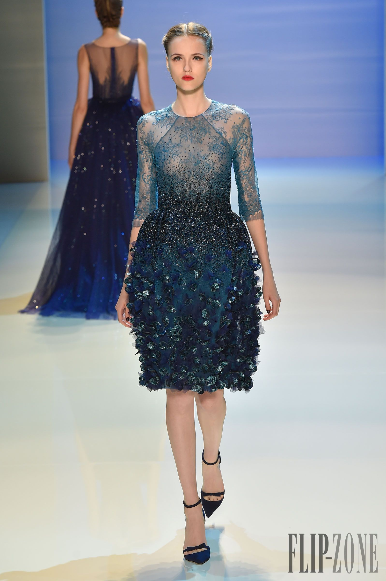 Georges Hobeika Official pictures F/W 2014-2015 - Couture - http://www.flip-zone.net/fashion/couture-1/fashion-houses/georges-hobeika-5253