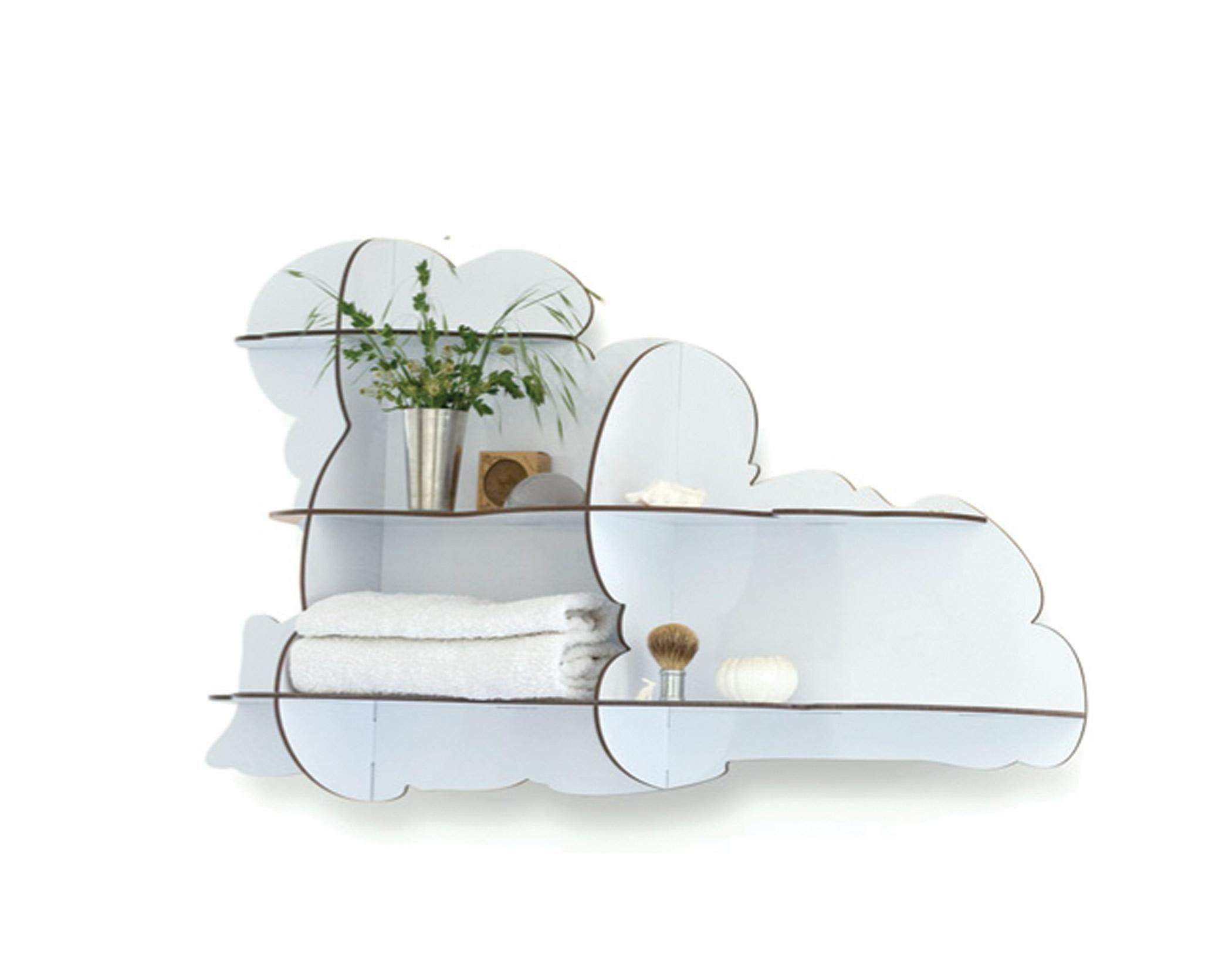 Cloud shelf housewares pinterest shelving product design and