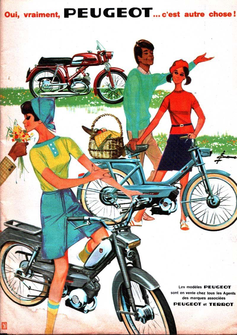 Peugeot 1960s