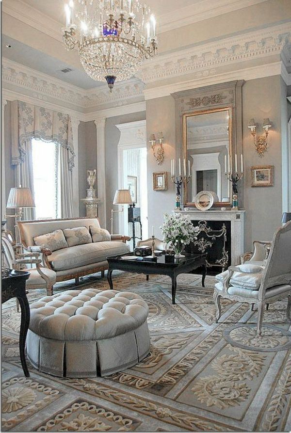 salon style baroque , Recherche Google