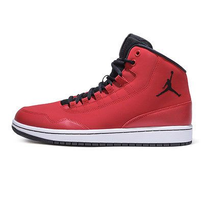 competitive price 41b15 b66ca Nike Jordan Executive Mens 820240-601 Gym Red Casual Shoes Sneakers Size 11