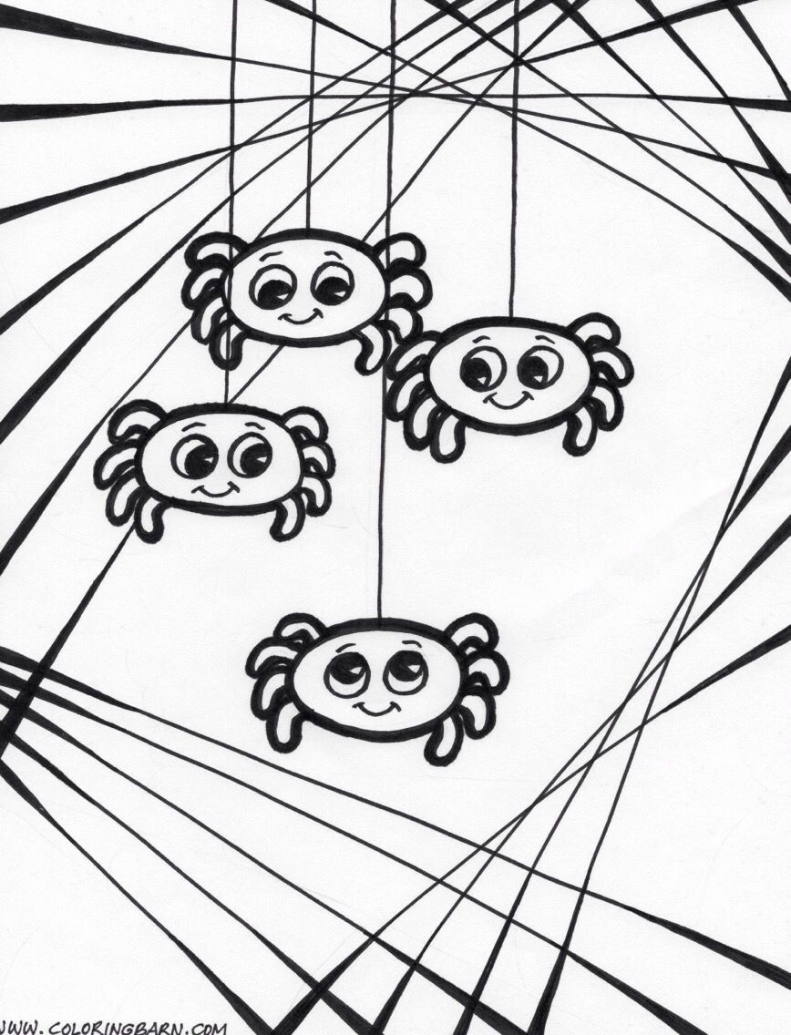 Free Printable Spider Coloring Pages For Kids Spider Coloring Page Dance Coloring Pages Animal Coloring Pages