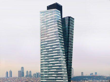 Regus Business Centre, Istanbul Trump Towers | Buildings