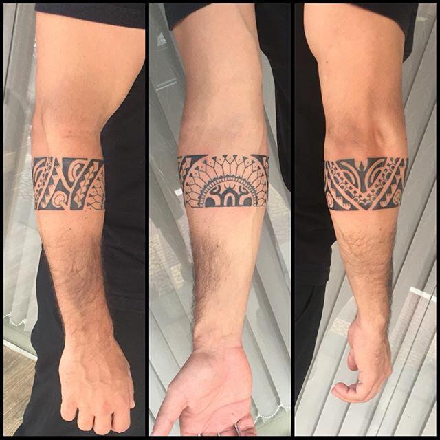 foto de Bracelete. #maoritattoo #maori #polynesian #tattoomaori ...