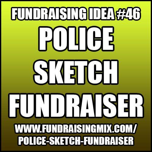 Police Sketch Fundraiser