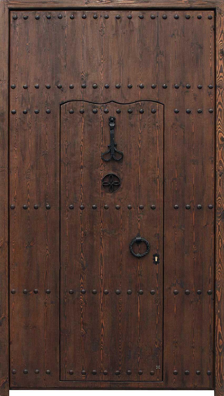 Albaizin exquisite doors gates pinterest puertas for Puertas de madera y hierro antiguas