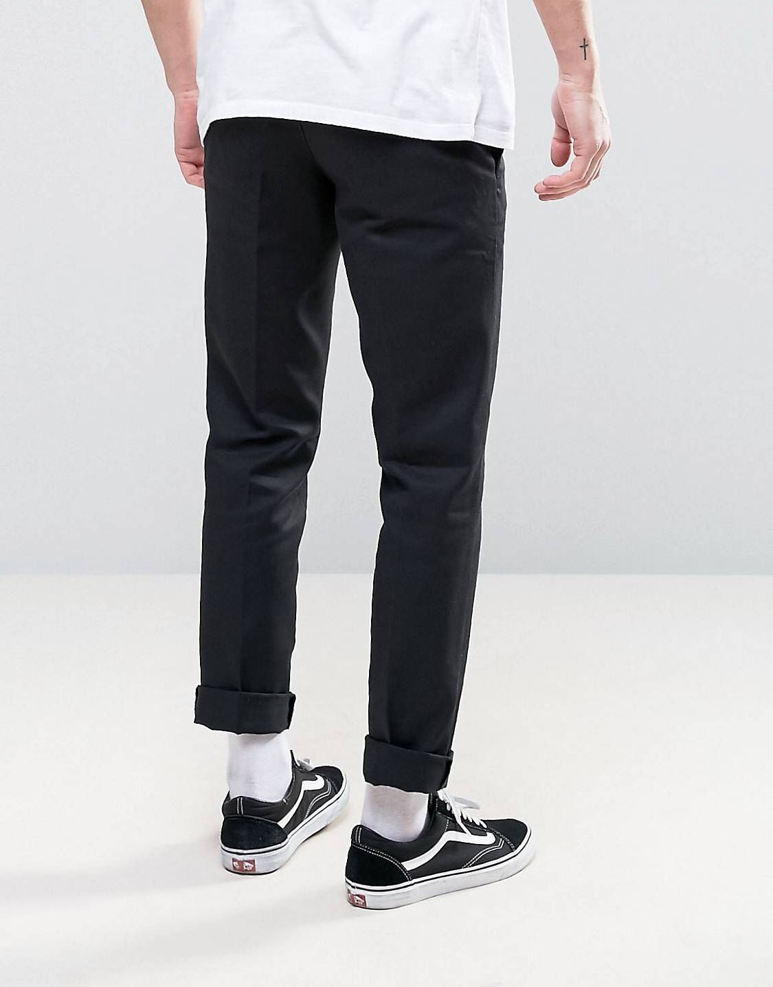 Dickies 872 work pant chino in slim fit in 2019 fashion