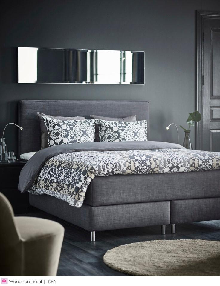 Nieuwe IKEA boxsprings  Wish  Cheap bedroom furniture