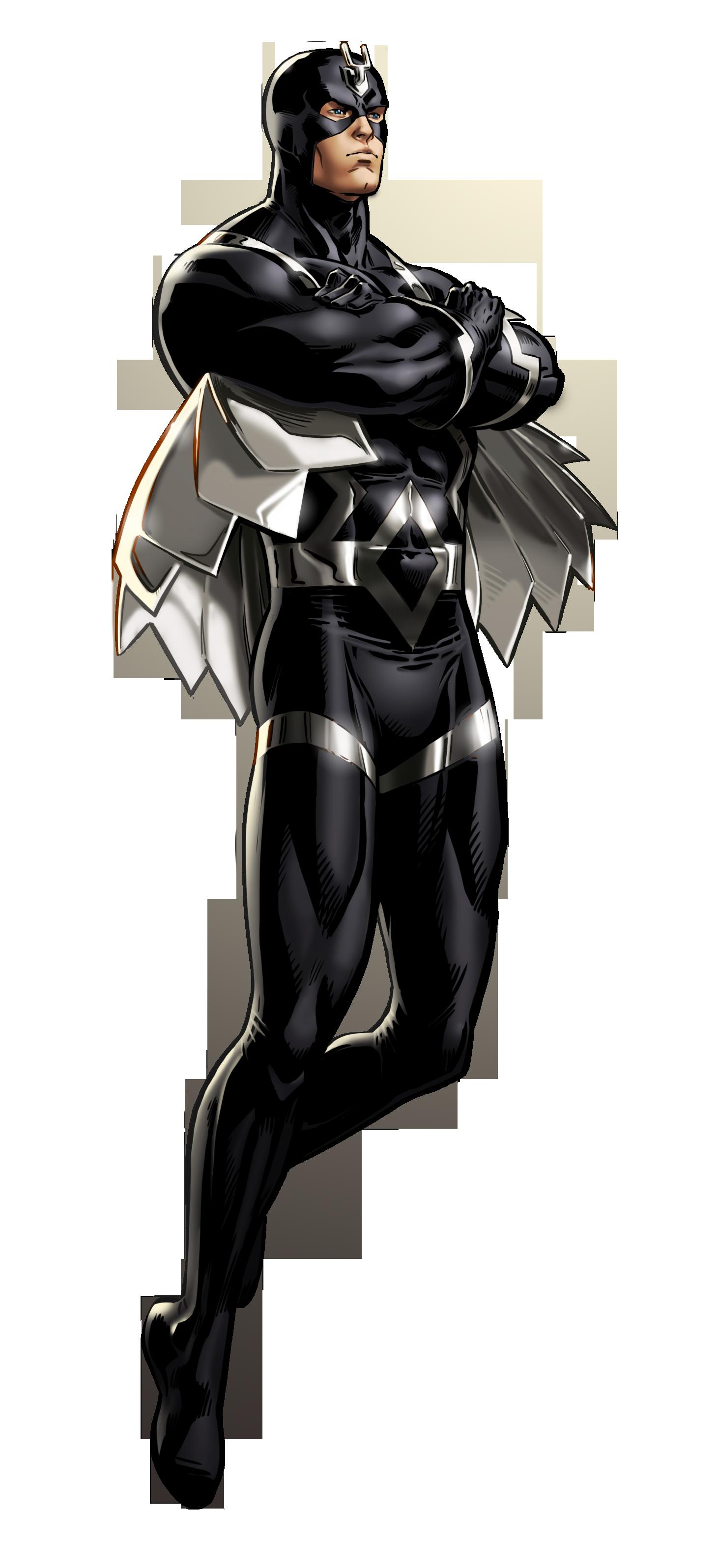 http://Conozca quien será el actor que interprete a Black Bolt en Inhumans