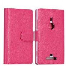 Funda Lumia 925 Tipo Libro Rosa 181 07 Fundas Fundas Moviles