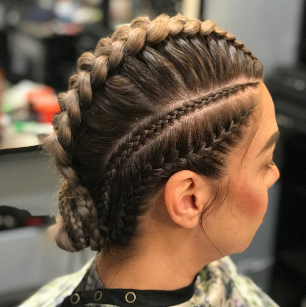 2020 African Braided Hairstyles For Beautiful Ladies African Hair Braiding Styles Cornrow Hairstyles African Braids Hairstyles