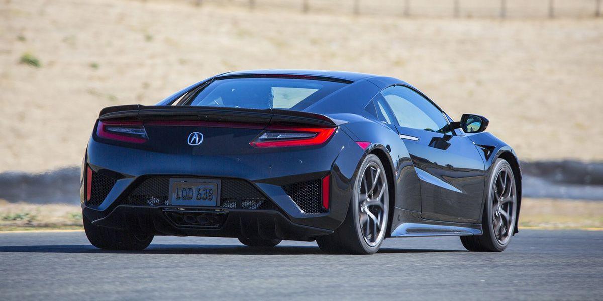 Honda NSX 2017: ¡580 CV y 307 km/h confirmados! | CarandDriverTheF1.com