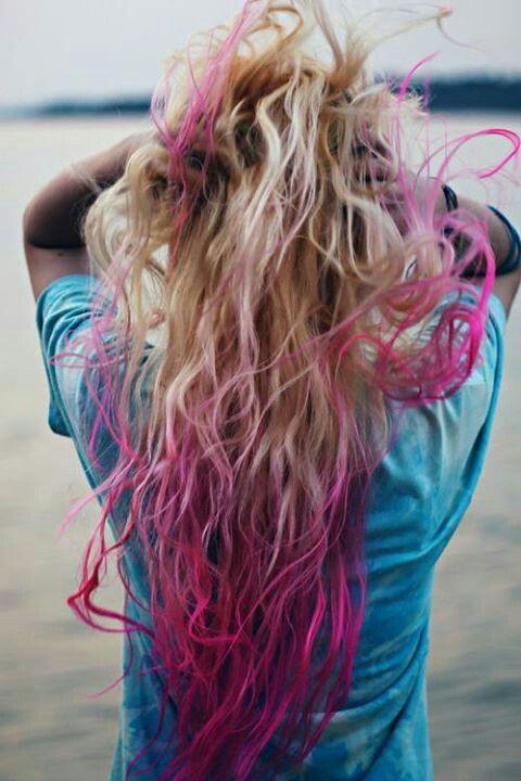 Beach haircut