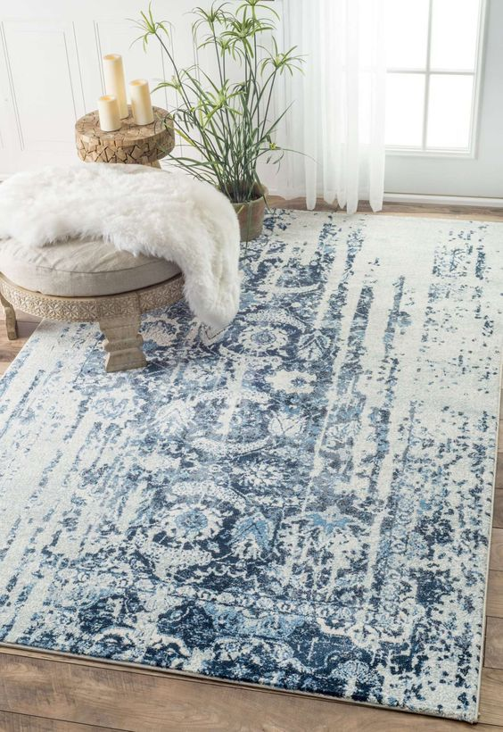 BRAID COLOR COMBO INSPIRATION FOR Summer Shag rugs, Contemporary