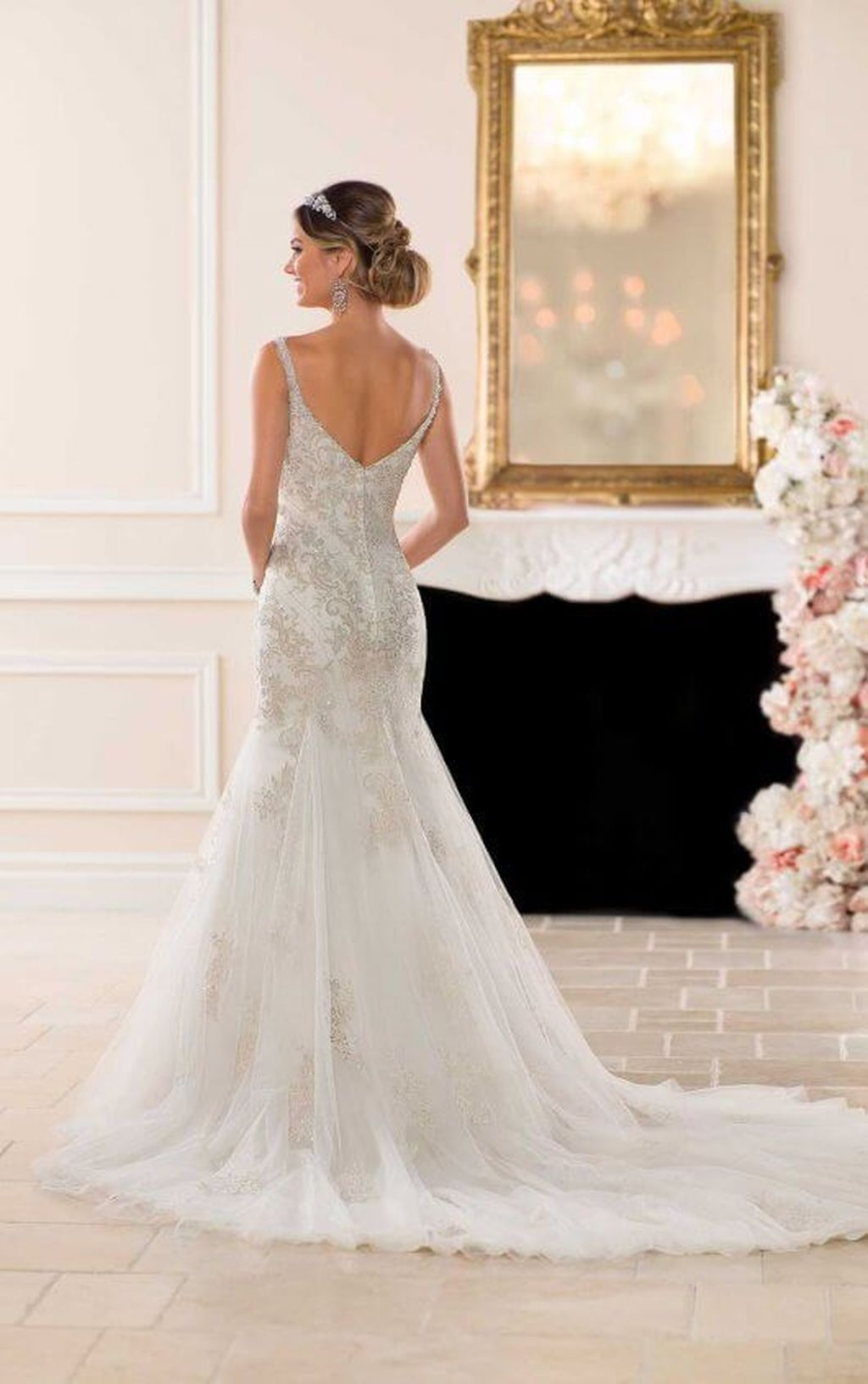 fantastic mermaid wedding dress ideas every women will love