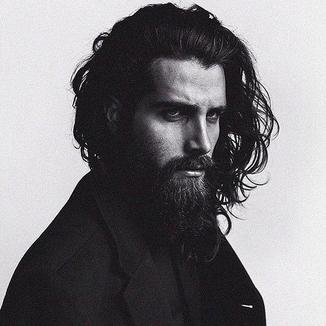 B E A R D B A D On Instagram Luca Sguazzini Sergio Spanu Beardbad Beard Beards Beardlife Bearded Long Hair Beard Long Hair Styles Men Long Hair Styles