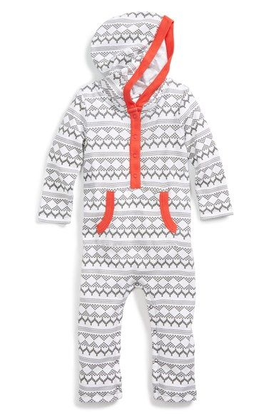 Free shipping and returns on Nordstrom Baby Hooded Cotton Romper (Baby Boys) at Nordstrom.com. A cozy hood and supremely soft cotton construction lend season-spanning comfort to a classic striped romper.