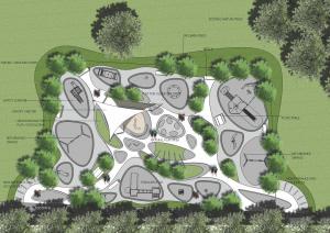 Urban Design Landscape Plans Landscape Concept Urban Design