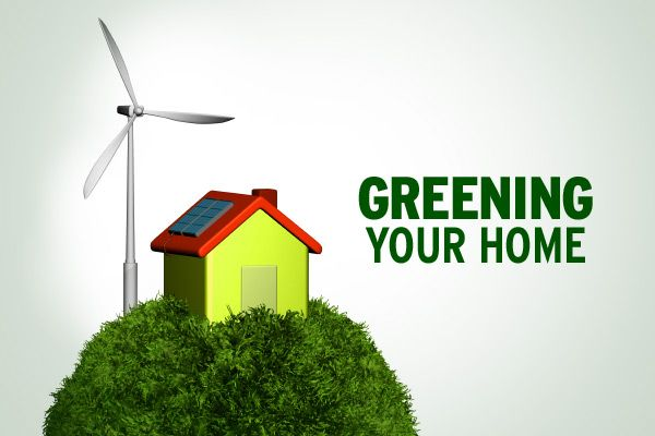 Image result for Greening Your Home with Water Savings