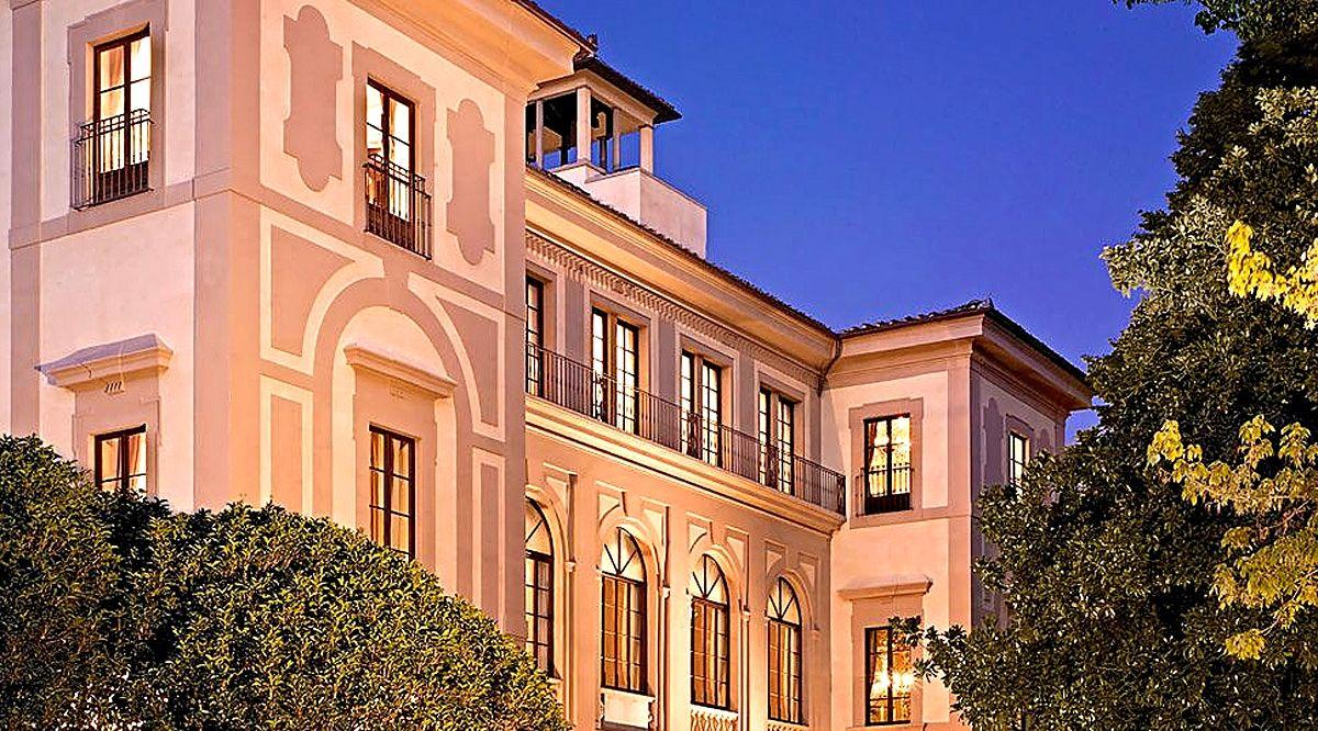 Exterior Four Seasons Firenze