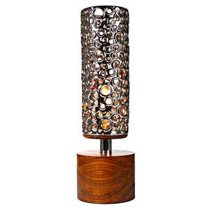 The Manhattan Lamp Nickel now featured on Fab.