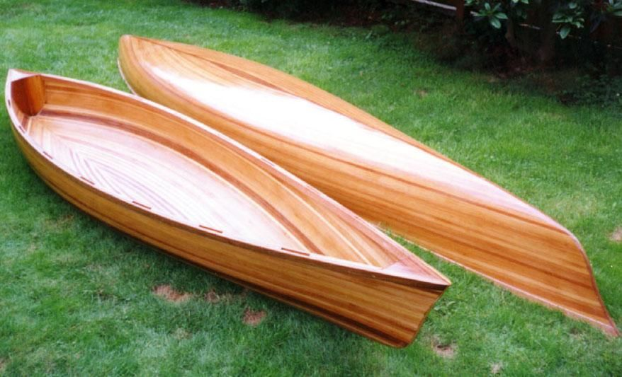Simple Wood Canoe Plans How To Build Wooden