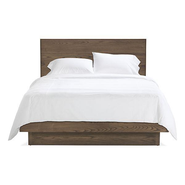 Hudson Bed Modern Contemporary Beds Modern Bedroom Furniture Room Board Modern Bed Modern Bedroom Furniture Contemporary Bed Room and board bed frames