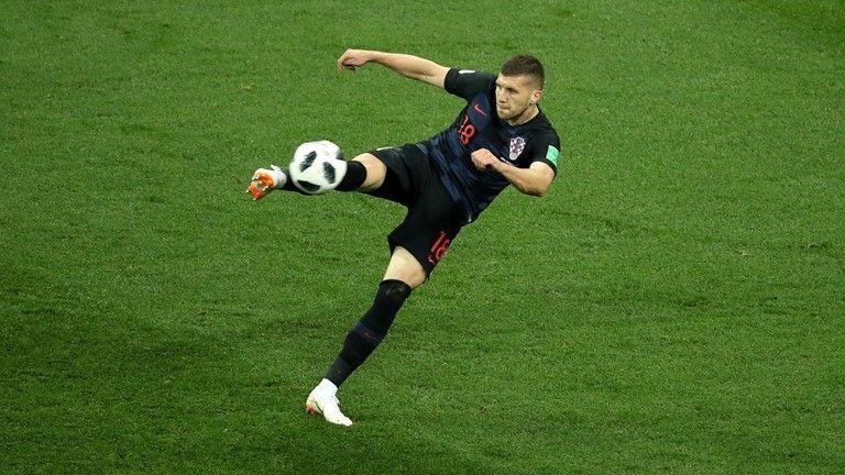 Ante Rebic Fifa Fifa World Cup International Football