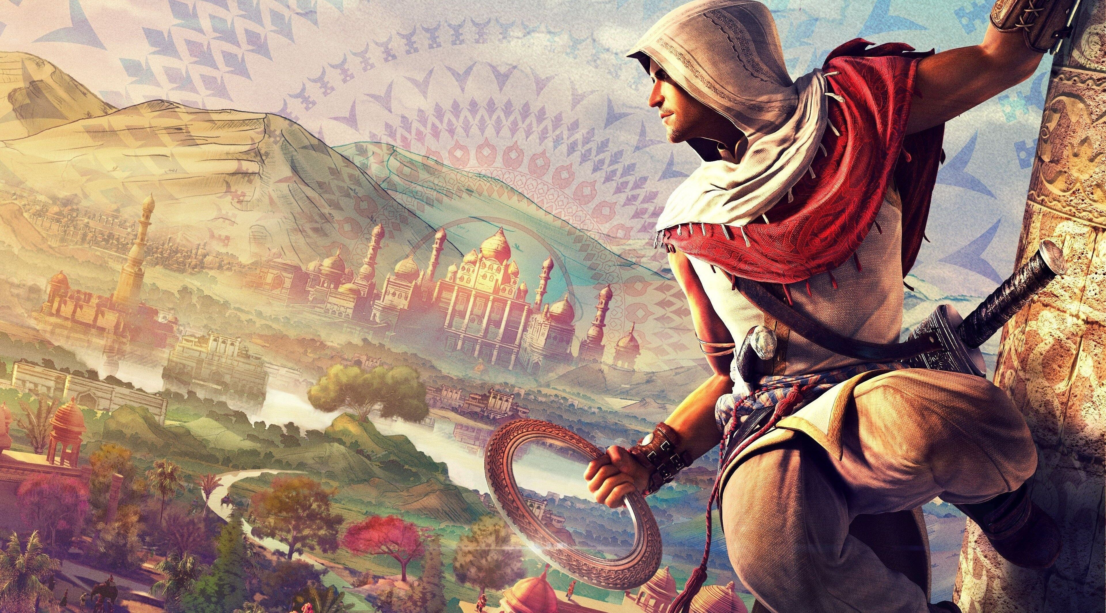 3840x2130 assassins creed chronicles trilogy 4k nice