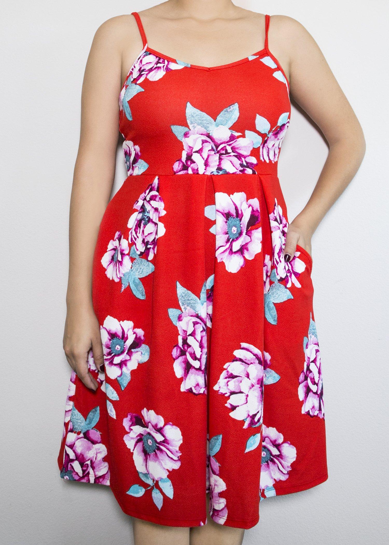 Clover Dress M(6-8)