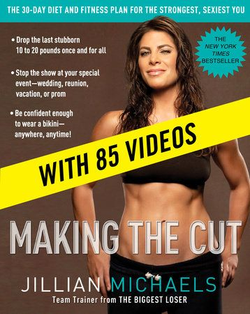 This enhanced ebook edition of the bestselling fitness program includes over80 videos of Jillian demonstrating the exercises in that will help you shedthe pounds and get the body of your life.    You've seen her change lives–why not yours?    Are you in good shape but struggling with those last ten to twenty pounds? Doyou have an event on the calendar where you'd love to make jaws drop? Or doyou just want to see what it would be like to have the best body you've everhad? Then you need to discove