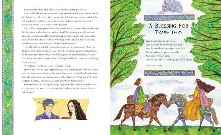 A look inside Celtic Tales