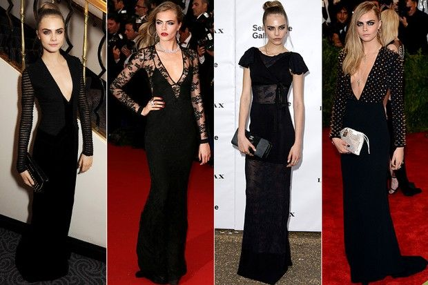 ESTILO - Cara Delevingne (Foto: Getty Images)