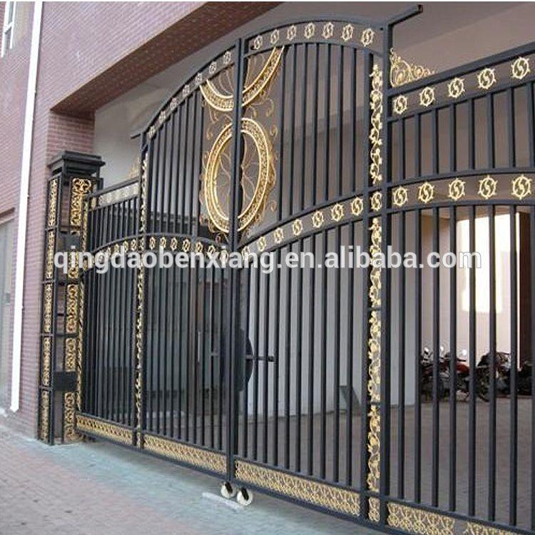 China Designs Modern Main Simple Gate