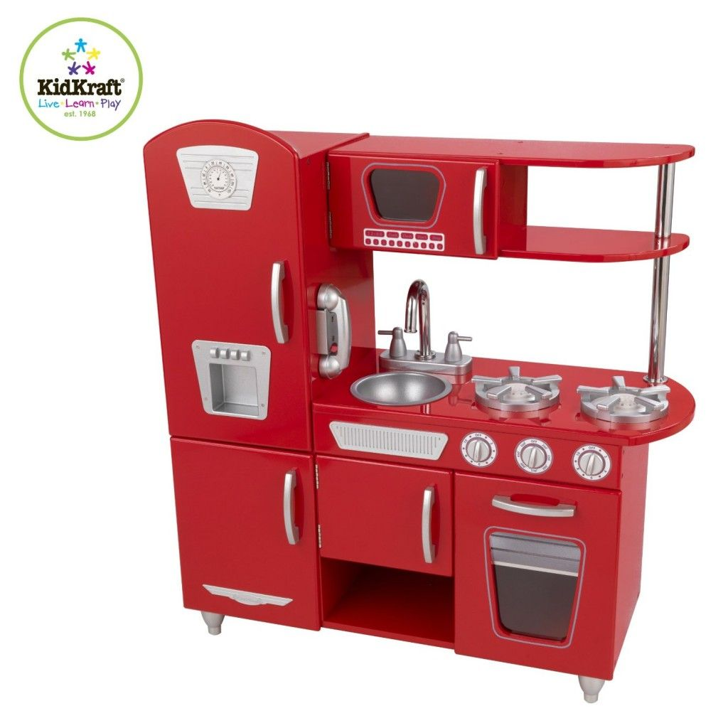 Kidkraft Küche Retro Amazon Ca Kidkraft Retro Red Kitchen 40 Off Grandbabies